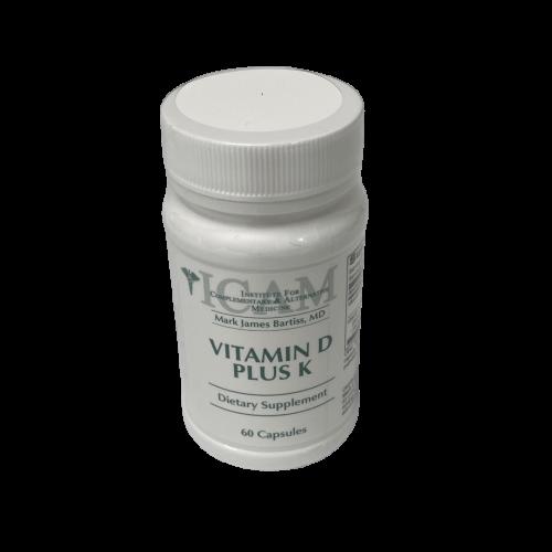vitamin d plus k icamnj